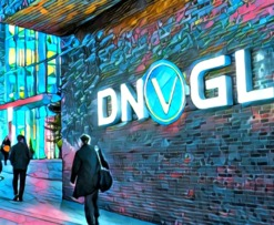 DNV GL Norway VeChain Deloitte