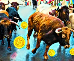 Bitcoin BTC Fundstrat Bull Run