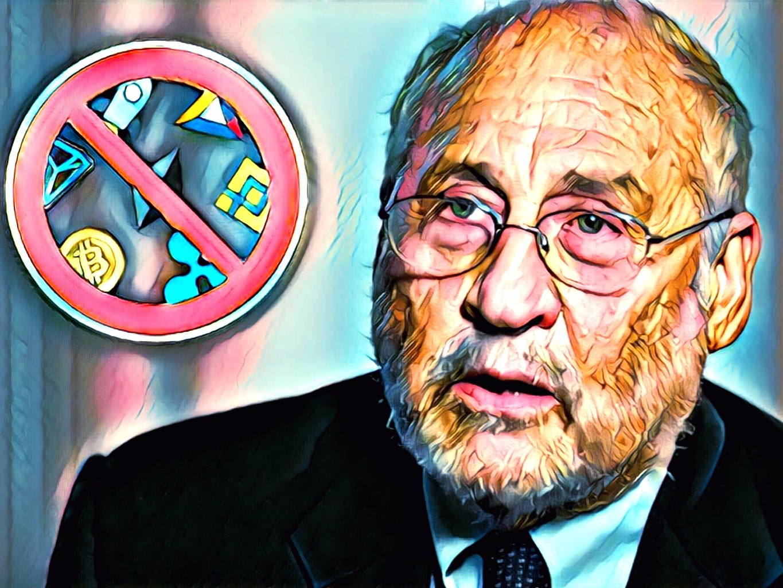 Joseph Stiglitz Anti