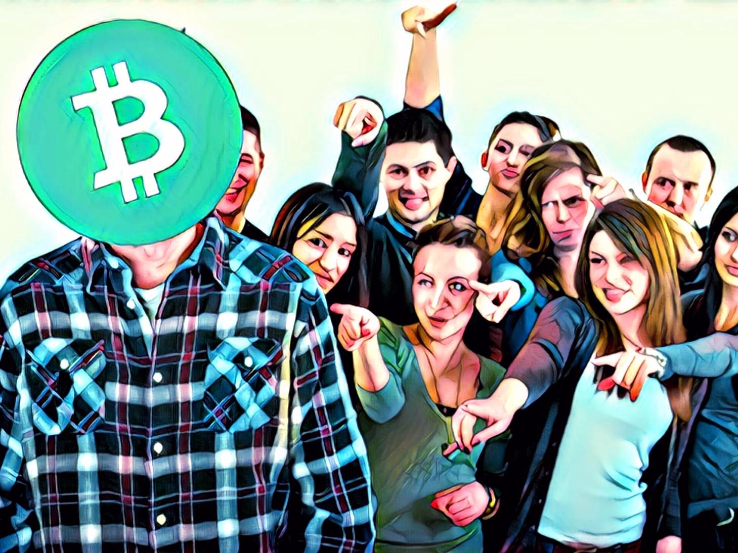 bitcoin cash community