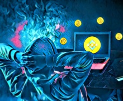 Bitcoin BTC Binance Hack