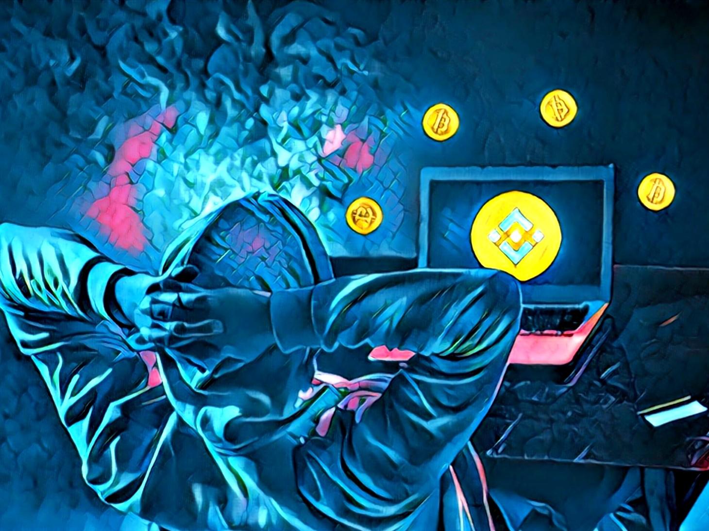 Bitcoin BTC Binance Hack