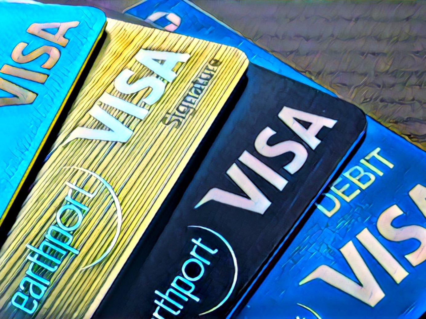 VISA Ripple Earthport