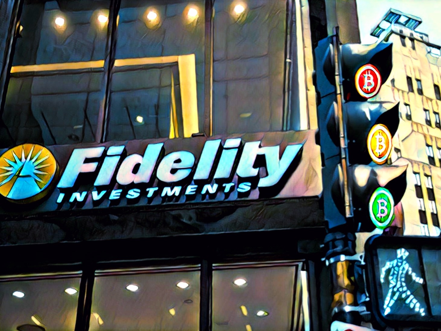 Fidelity Bitcoin BTC