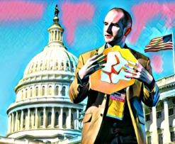 BAT Basic Attention Token Brave Browser Dr. Johnny Ryans US Senate