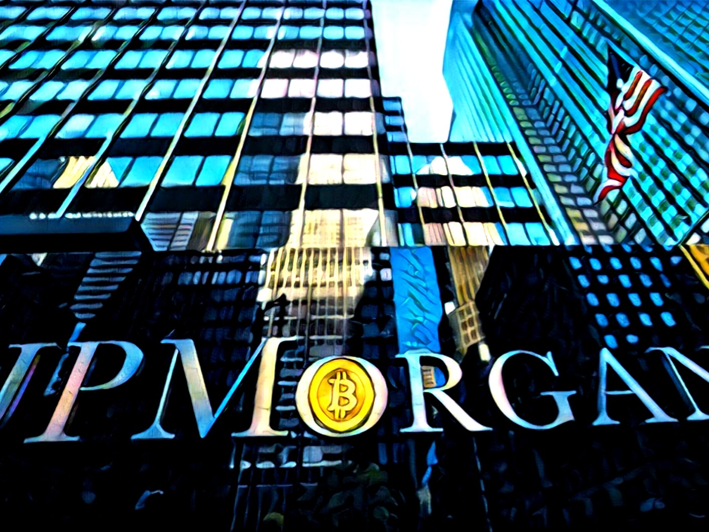 Jp Morgan Said Bitcoin Is A Scam Now Reports About Its