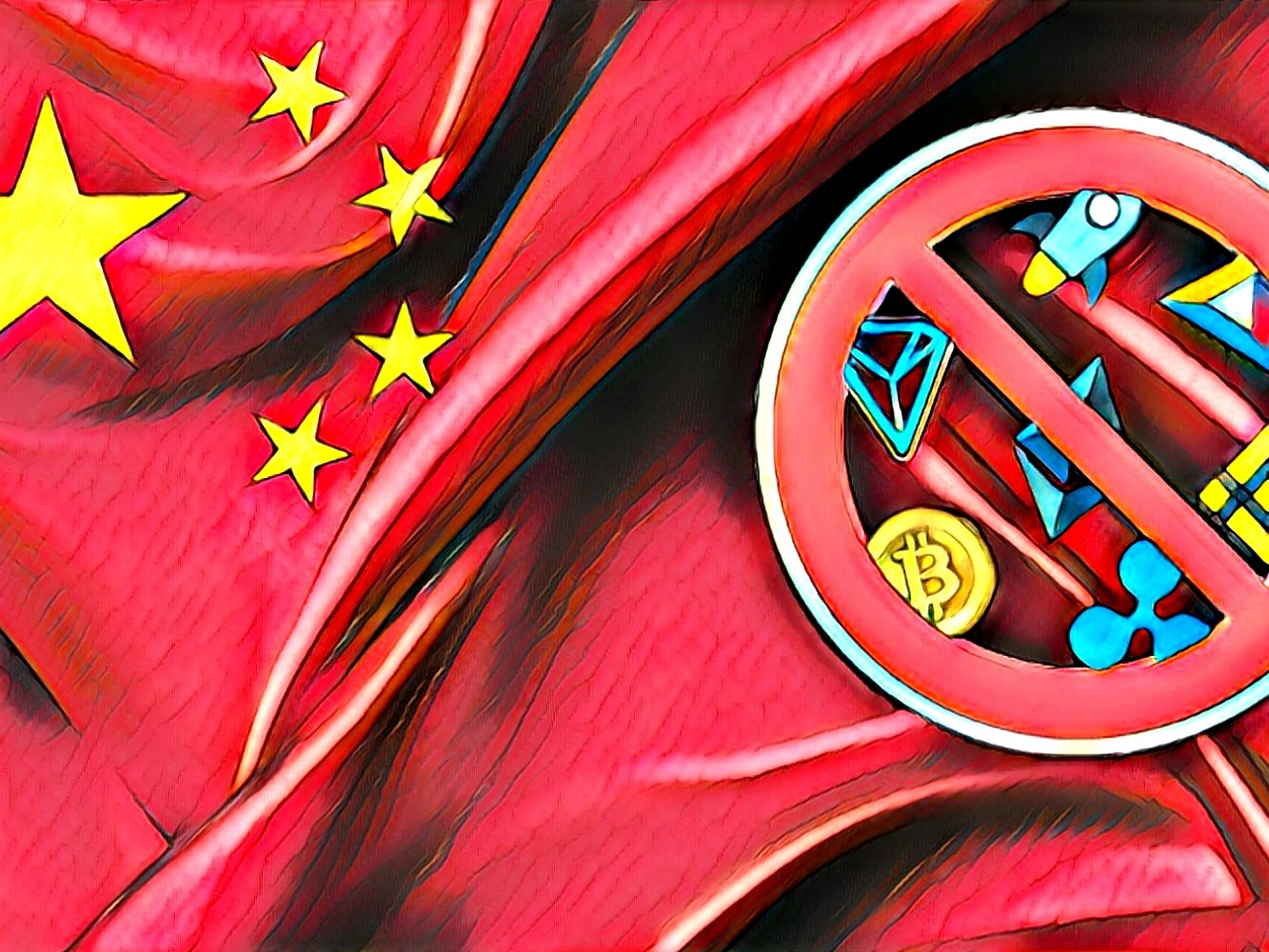 China: It Is Legal To Own Bitcoins, Crypto Trading Still... - Invest In Blockchain